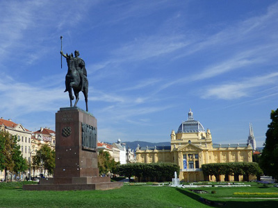 About Zagreb